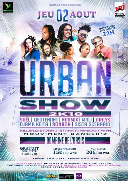 Urban Show 2018