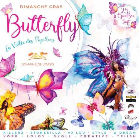 Butterfly, la vallée des papillons