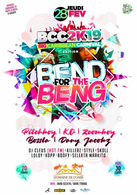 BCC2K19 ÉDITION BEND FOR THE BENG