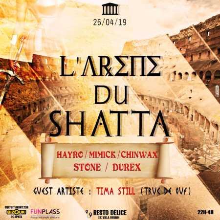 L'arène du Shatta