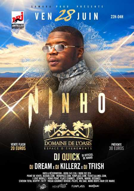 Ninho et DJ Quick