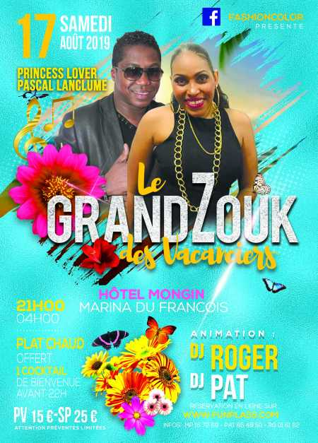 LE GRAND ZOUK DES VACANCIERS