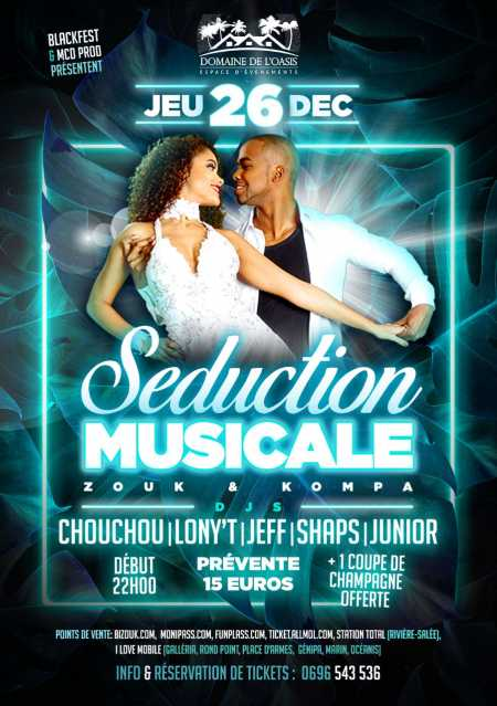 SEDUCTION MUSICALE