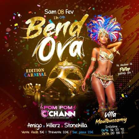 Bend Ova  Edition carnival