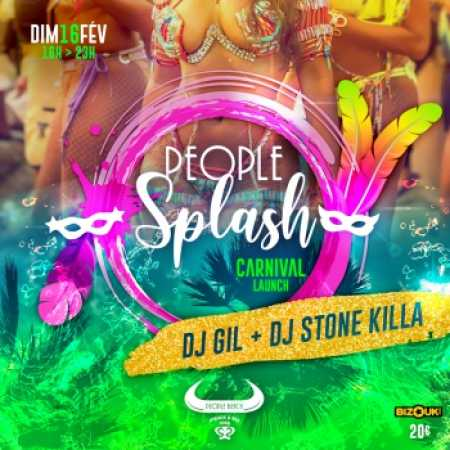 People Splash